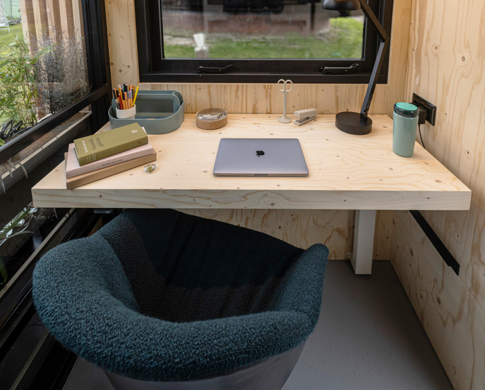 Meet our Home Office Model 1.0